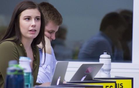 Student Senate allocates $1.17 million to organized activities