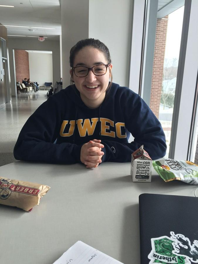 Rachel Chatwick is excited for her future as a nurse.