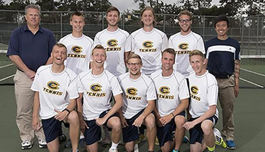 The Blugolds Men's tennis team has started their spring season with 3-1 record.