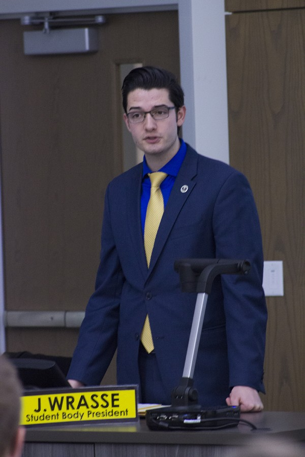 Student Senate push statewide activism for student welfare and safety