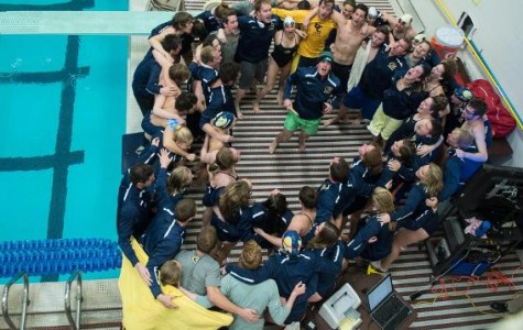 UW-Eau Claire swim and dive team breaks records at WIAC championships