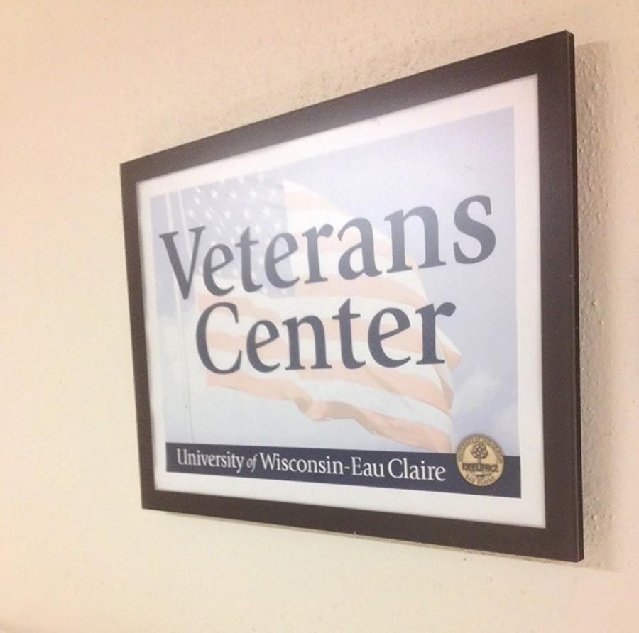 The Veterans Center in Schofield 20 provides student veterans with a place to build community, work on schoolwork and connect with fellow veterans.