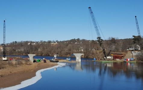 Water Street bridge project stays on timeline thanks to mild winter