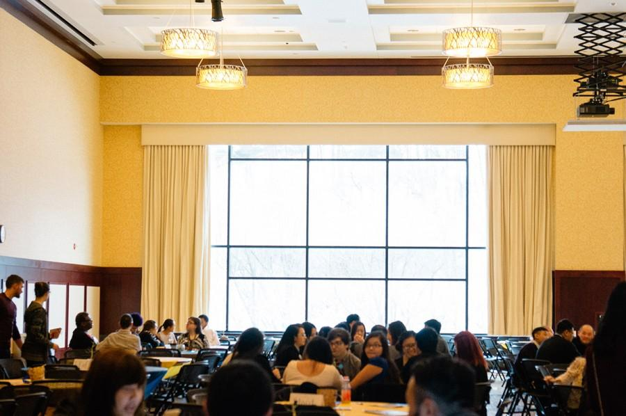 The Hmong Student Association presented the 26th annual Culture Core Saturday in Davies. Speeches and entertainment were held in the Ojibwe Ballroom.