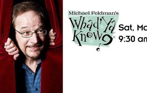"Michael Feldman's ""Whad'Ya Know?"" live radio show is coming to Eau Claire"
