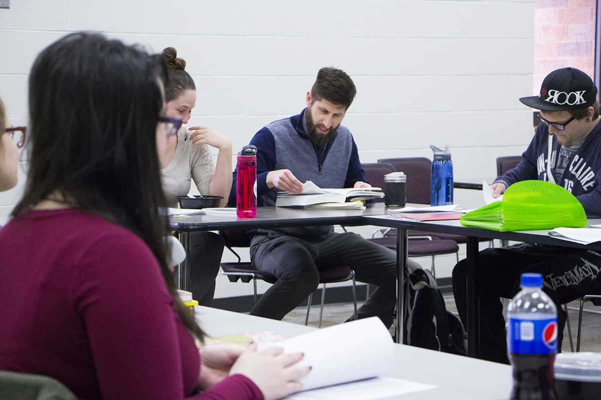 eachers fight back against the UW System for their right to tenure policies.