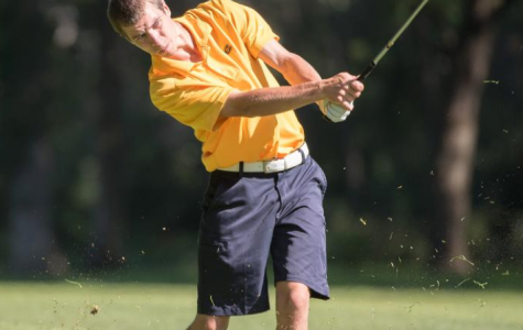 Junior Joey Dreier is set to lead the UW-Eau Claire men's golf team into a spring season where they are looking for a bid to the nation tournament