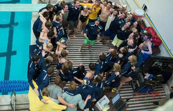 Blugold Swim and Dive sets high bar for success at NCAA Division III Swimming and diving National Championships