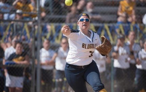 UW-Eau Claire softball sweeps conference rival in home opener