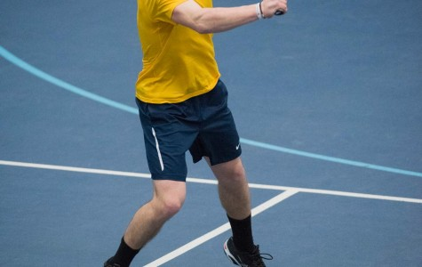 Blugold tennis fight back from losses last weekend