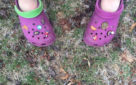 Crocs are nothing but coolness and comfort