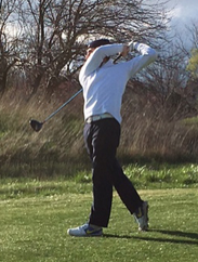 The men's golf team finished 10th at the Illinois Wesleyan Invitational over the weekend. Day two of the invite was canceled due to weather conditions.