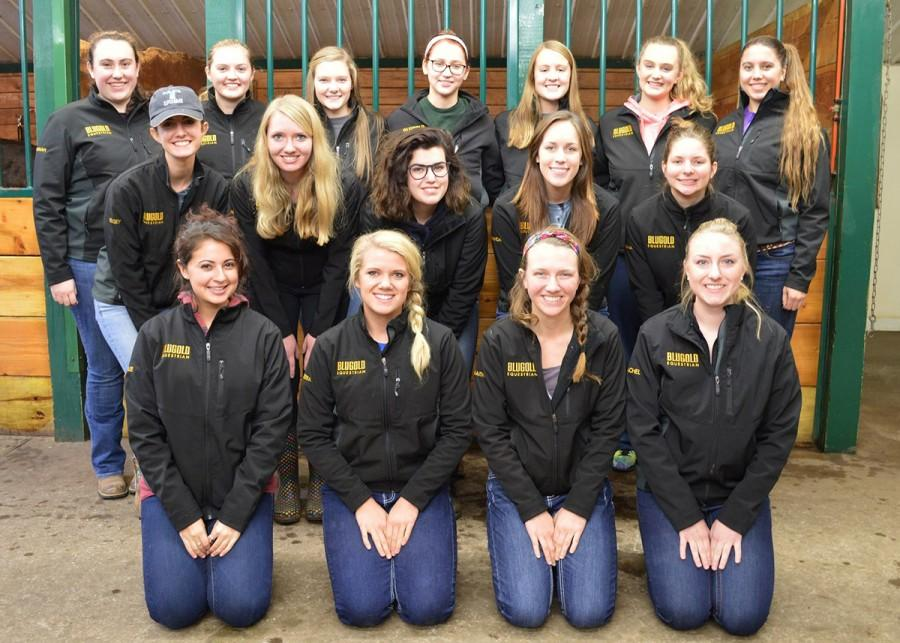 UW-Eau Claire Equestrian Team is helping students learn a new sport