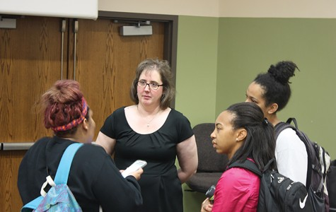 Members of campus community meet to evaluate implementation of EDI plan
