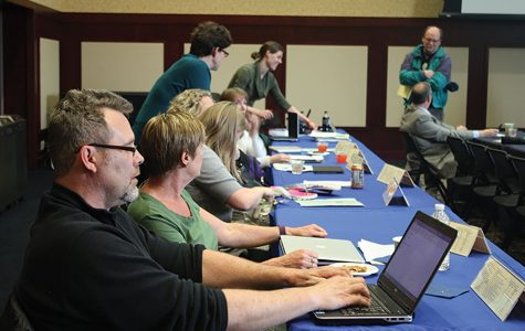 University senate fails to vote on UW System resolution