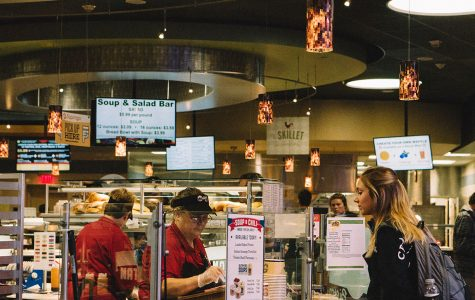 Erbert and Gerbert's Bistro in the Marketplace of the Davies Center now opens at 10 a.m. instead of 8:30 a.m., while The Cabin opens an hour later due to low morning demand, Christian Wise, resident district manager and executive chef for Sodexo Campus Services said.