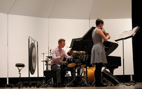 Trios for Two: two musicians, three professions