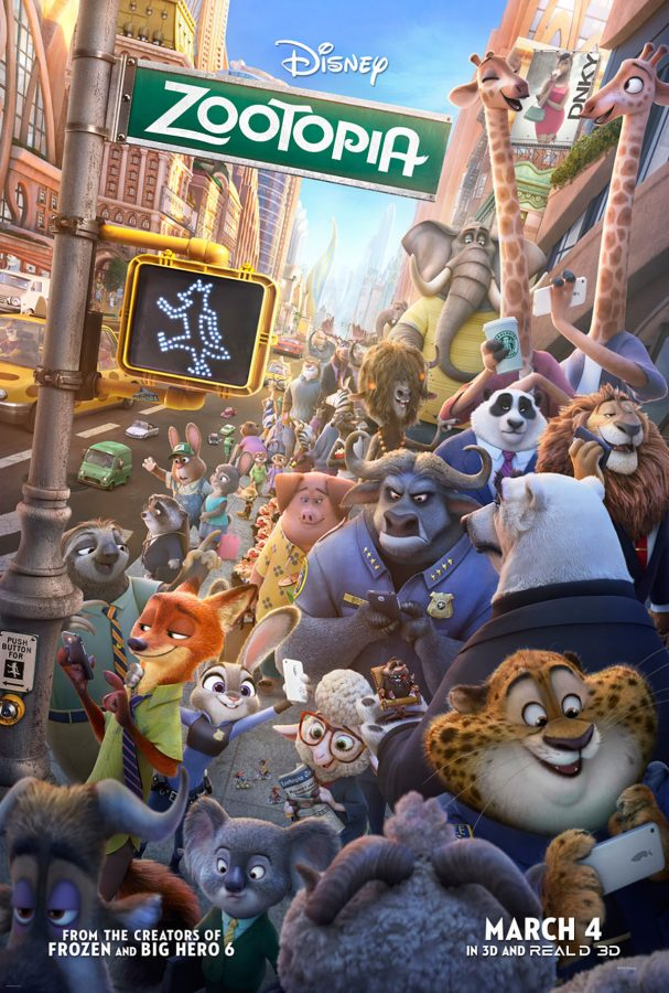 """Zootopia"" in review"