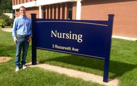 Men's Nursing Organization Emerges on Campus