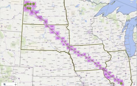 North Dakota Access Pipeline: the ongoing controversy