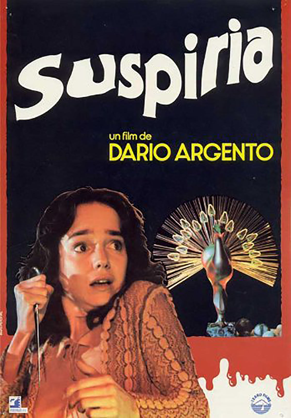"Suzy Bannion is the main character in ""Suspiria"", the film in Woodland Theater this weekend."