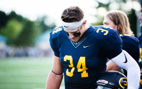 Blugolds dominated by Pioneers