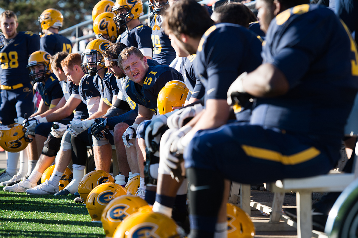 The 2016 Blugold football season was filled with many ups and downs, but through it all, the player's feel that the program has taken a step in the right direction.