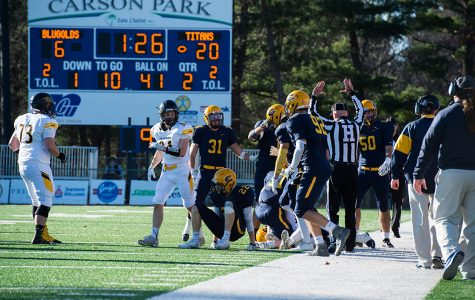 Blugold football wraps up their season