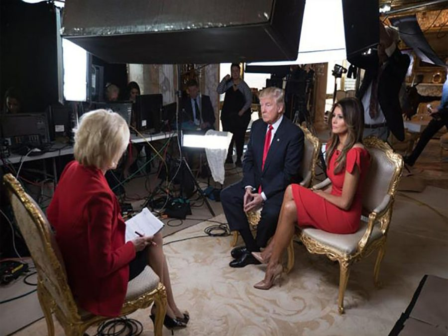 President-Elect Donald Trump discusses policy ideas, including rescinding abortion access.