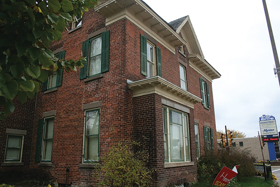 The Schlegelmilch House is Eau Claire's first house made of brick, one year before Eau Claire became a city in 1871. One room has been transformed into an escape room during the month of October. It will be open until Nov. 6.