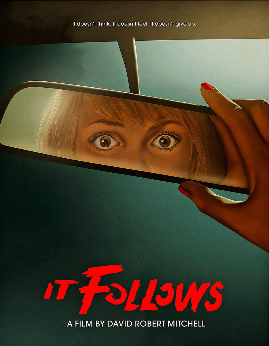 """The horror film """"It Follows"""" resurrects demons from your worst nightmares, reminding us that our greatest fears are inescapable."""