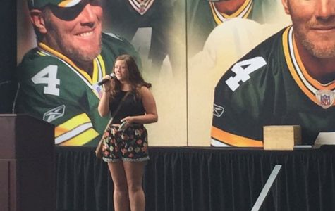 Singer goes from passion to packed house