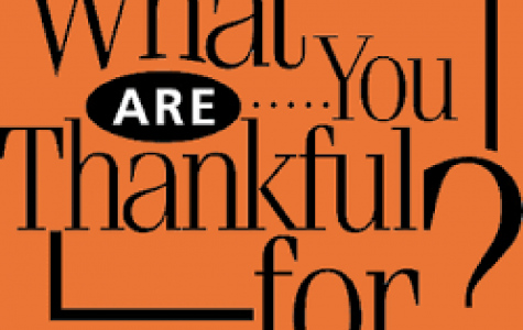 Blugolds share what they are most thankful for