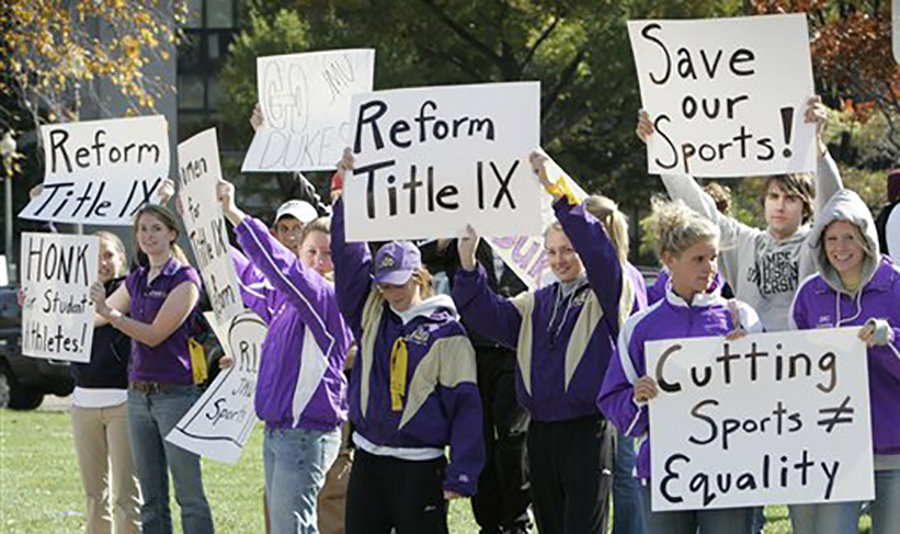 While Title IX has made some strides in improving gender equity among athletics, injustices remain present and call attention to recurring flaws.