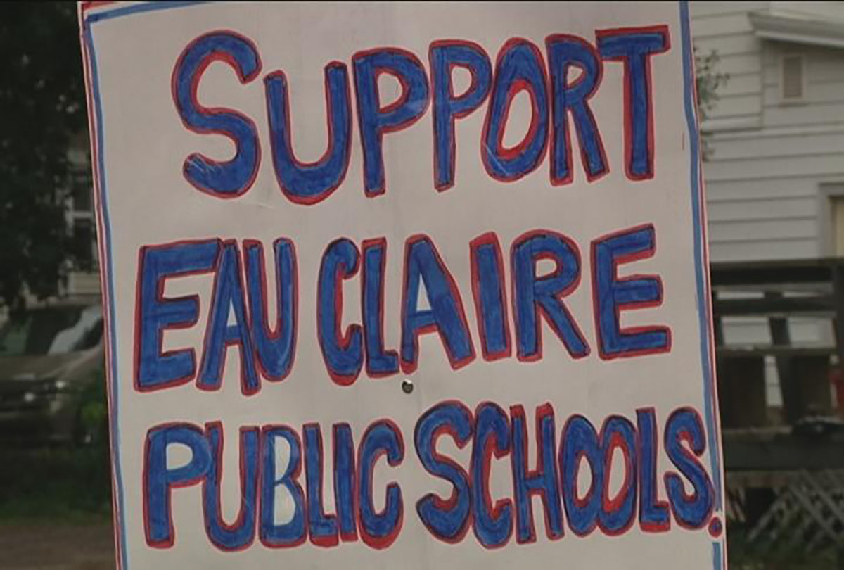The Eau Claire school district referendum was one of 55 referendums to pass in this voting cycle. According to data from the State of Wisconsin Department of Public Instruction, 67 total referendums were voted on.