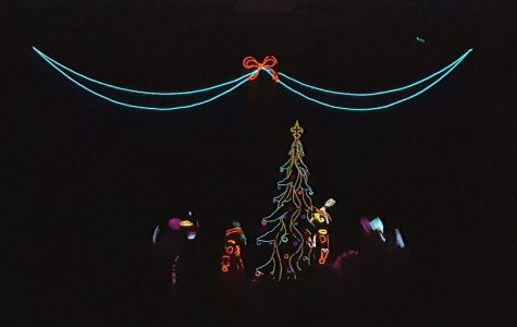 """The Lightwire Theatre performs their electric rendition of Tchaikovsky's """"The Nutcracker."""""""