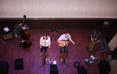 Reservoir brings their indie folk rock to The Cabin stage