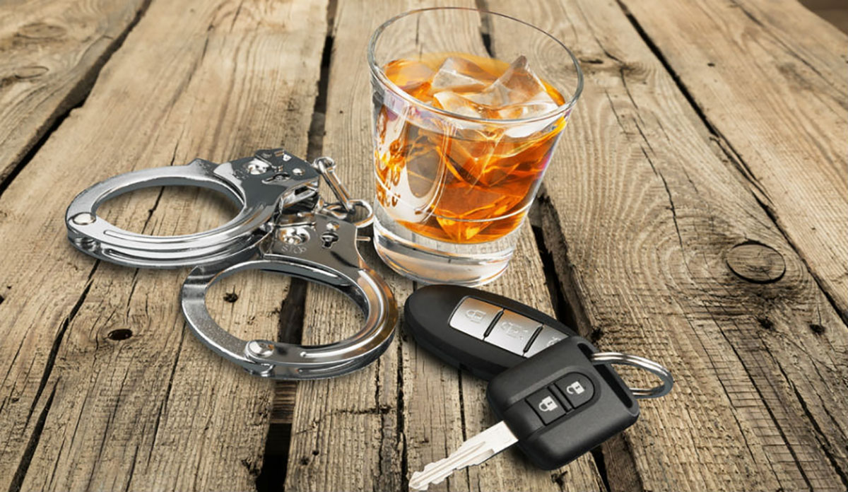 Last year, 190 people were killed in alcohol-related crashes, up 14.5 percent since 2014.