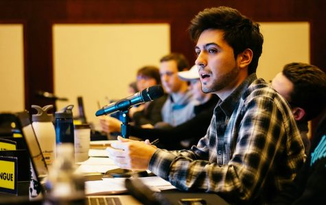 Student Senate seeks to improve and expand student mobility