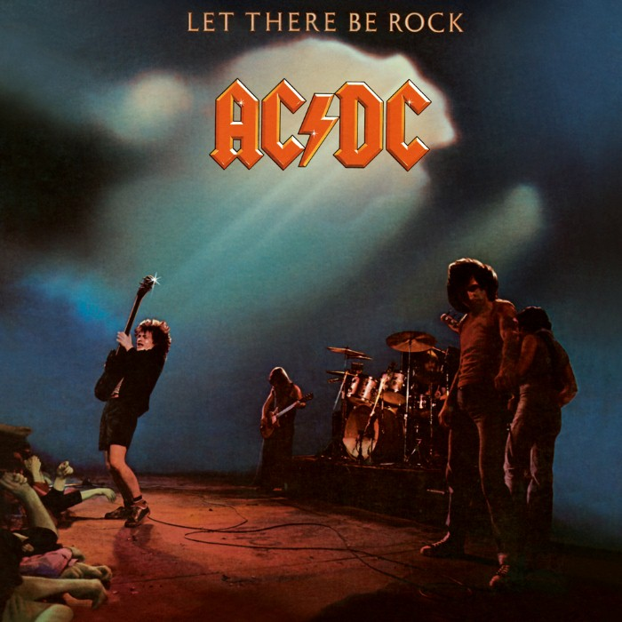 The iconic artwork featured on Let There Be Rock differs in both Australia and New Zealand, as those nations opted to use a simpler cover featuring a guitar neck and an alternate take on the classic AC/DC logo.