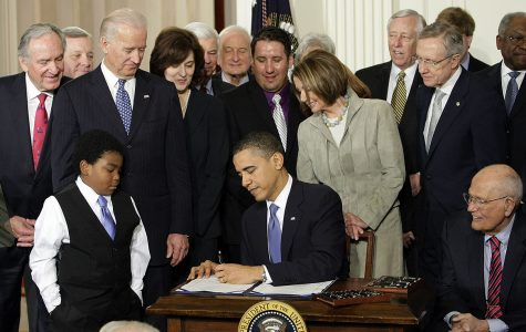 Former President Barack Obama, signed the Affordable Care Act in March of 2010. The recent action taken by the current President, Donald Trump, Friday Jan. 20 freezes many implications of the act.
