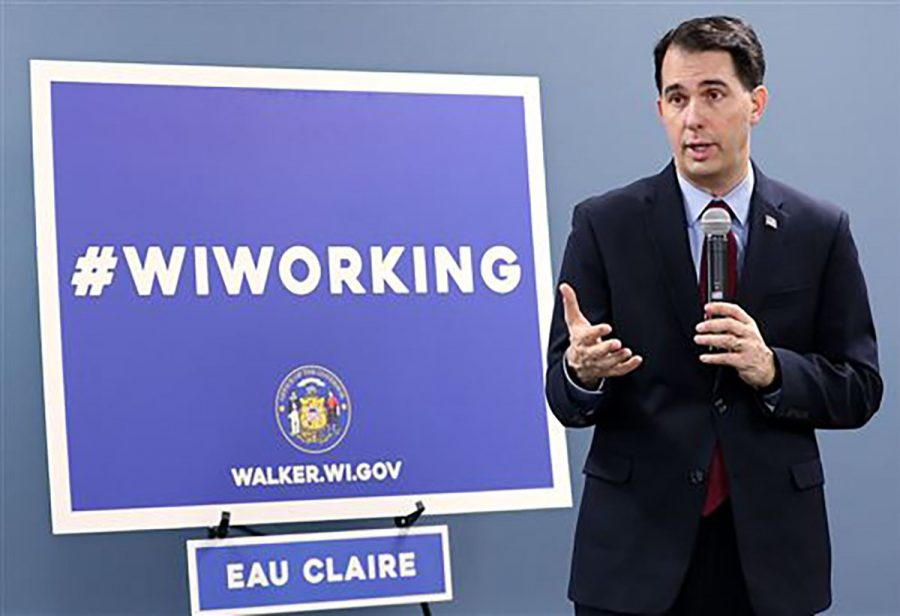 "Gov. Scott Walker proposed his new welfare reform package, ""Wisconsin Works for Everyone,"" in cities across Wisconsin last week, receiving mixed reviews."
