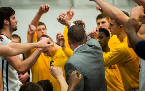 Blugolds work hard in hopes of making it to conference tournament