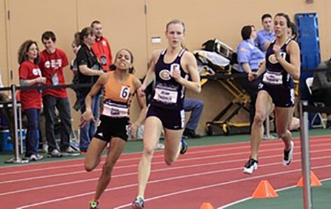 Blugold Indoor Track and Field Team fares well at season opener