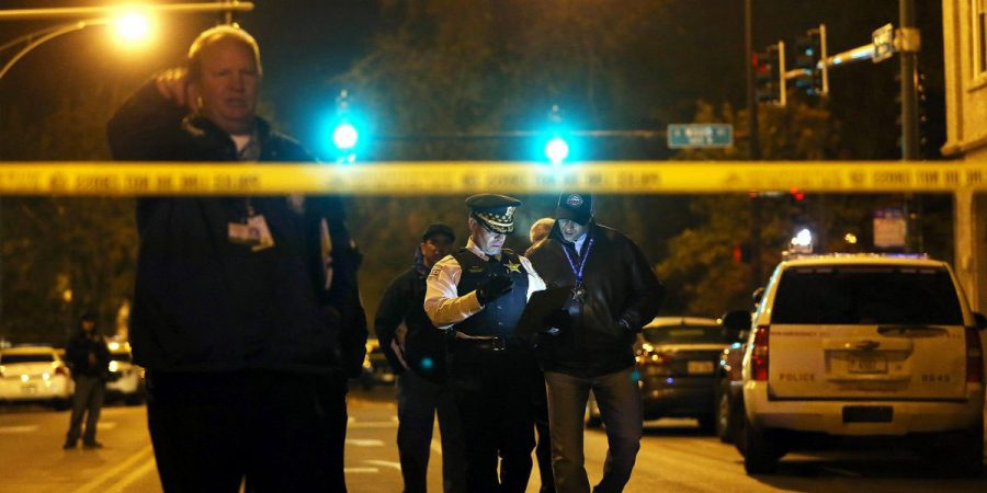 Over 32 percent of Chicago's homicides occur within five neighborhoods containing only eight percent of the city's population.