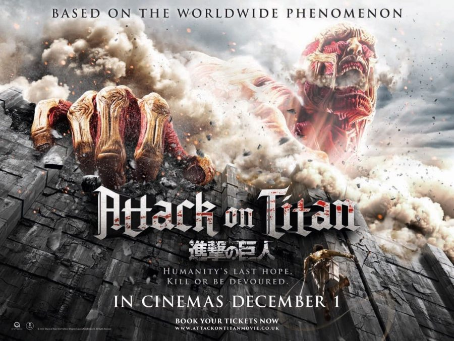 Adapted from a popular manga series by Hajime Isayama, the live-action film is a fun flop.