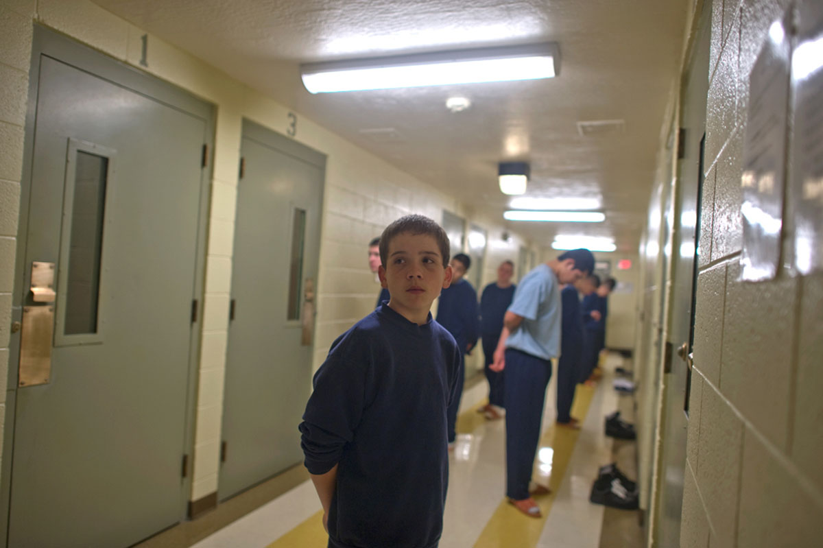 Alleged abuse in a Wisconsin youth prison prompts other questions and considerations when talking about how kids are treated in the U.S. criminal justice system.