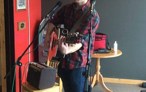 Caffe Tempo hosts live music performances every Saturday morning