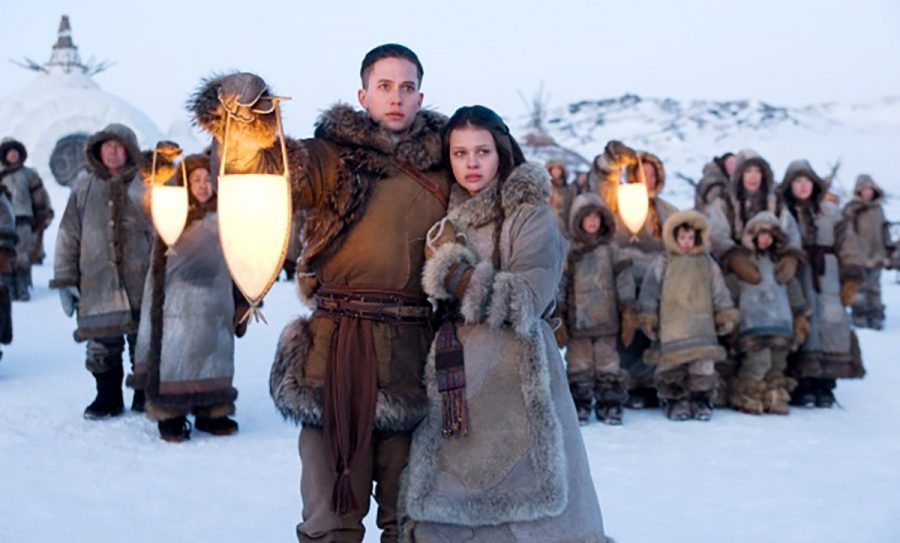 "A still from ""The Last Airbender"" shows Sokka (Jackson Rathbone) and Katara (Nicola Peltz), characters who fell victim to racebending in M. Night Shyamalan's interpretation."