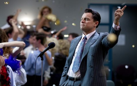 Leonardo DiCaprio portrays millionaire stockbroker Jordan Belfort in a movie aiming to live up to the decadent lifestyle of the man behind the story.